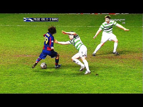 Why Messi Is NOT HATED for Scoring Tap-ins   HD  