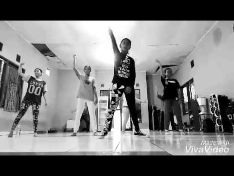 Ed Sheran Ft Major Lazer And Kranium-shape Of You Dance Choreography || Funny Ichma