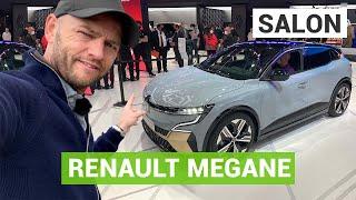 La Renault Megane Électrique au salon de Munich