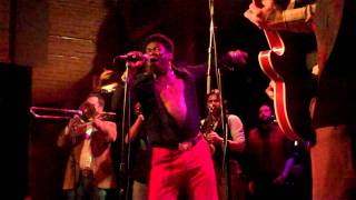 "Charles Bradley ""Golden Rule"""