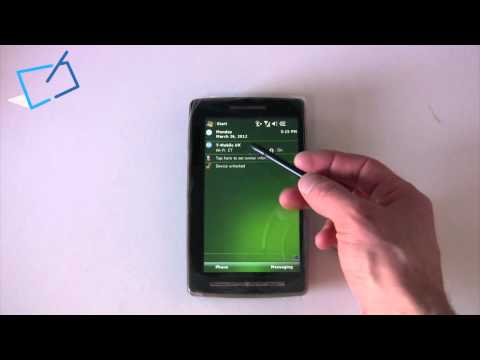 5 inch Windows Mobile 6.1/6.5 Handheld PDA with barcode scanner
