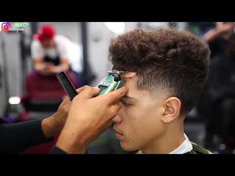 Awesome HAIRCUT TUTORIAL: HIGHTOP | BURST | TAPER FADE