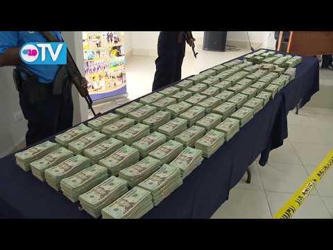 Policía Nacional incauta más de 699 mil dólares al narcotráfico en puestos fronterizos