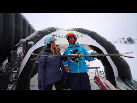 What are Twin Tip Skis - Explained