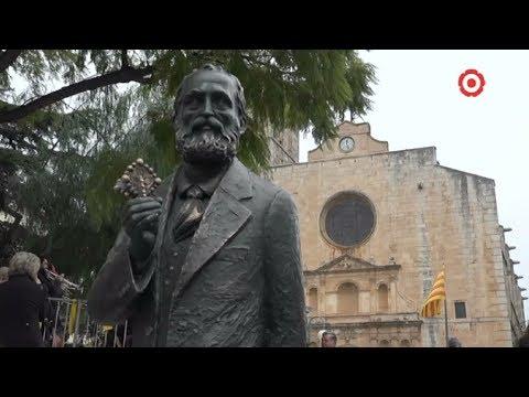 El Gaudí a mida real, nou emblema de Riudoms