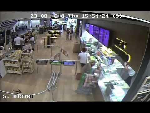 3 year old boy saved by LifeVac IKEA