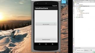 Android Studio Tutorial - Upload Picture Part 4 - Retrieving Image From Server