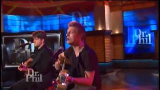 "Nick Carter Performing ""Madeleine"" on Dr. Phil 9/24/13"
