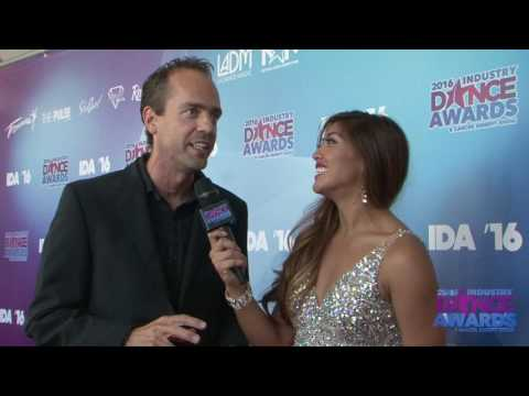 Alex Rudzinki on IDA RED CARPET