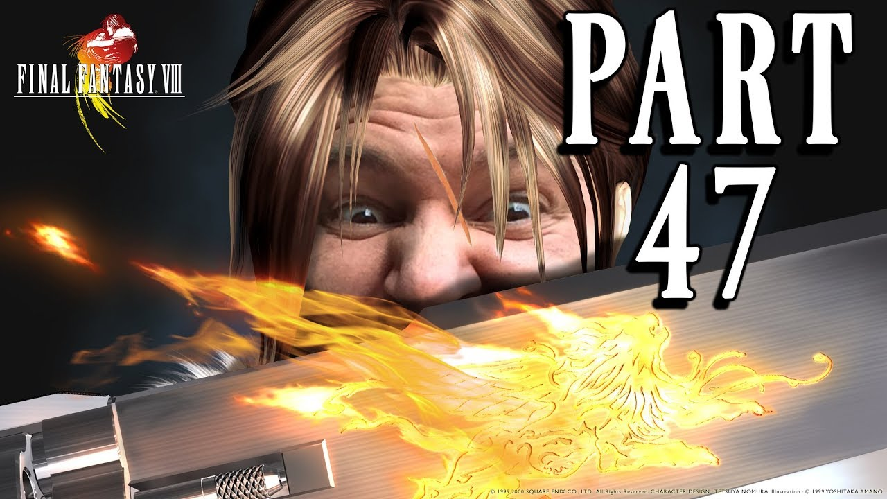 Final Fantasy VIII – Part 47: Abadon