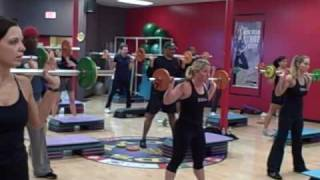 Les Mills Body Pump Golds Gym Culpeper