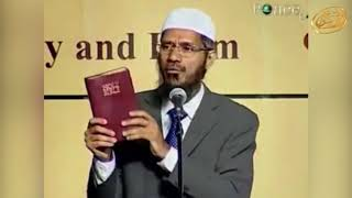 Был ли Коран переписан с Библии? Кто автор Библии? Шейх Закир Найк