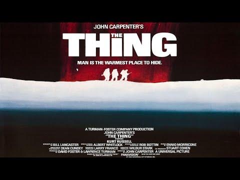 John Carpenter's The Thing trailer (1982) HQ