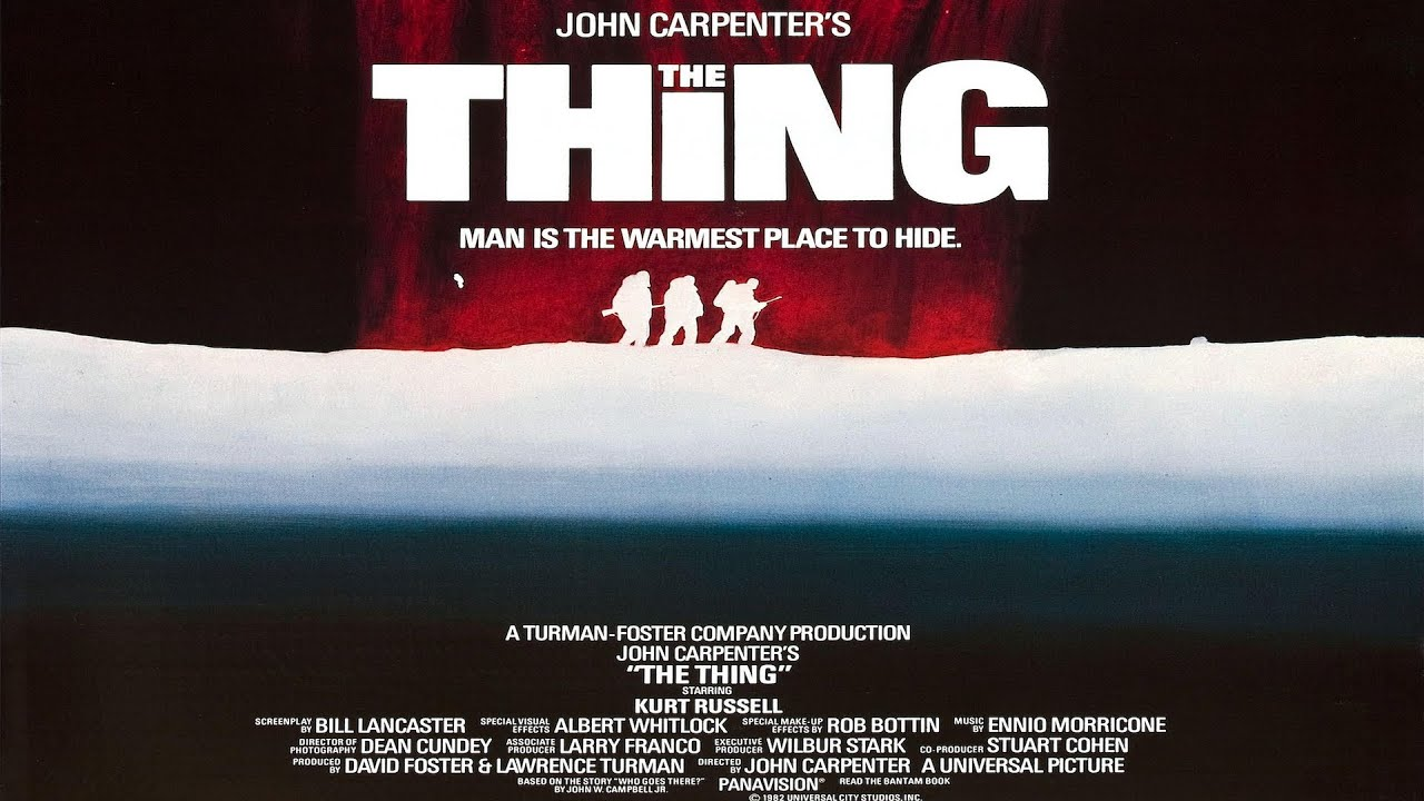 Trailer för The Thing