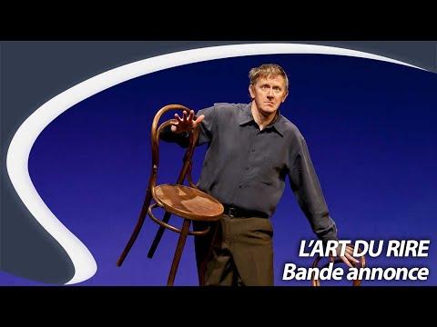 L'Art du rire - Jos Houben - Bande-annonce La Scala Paris