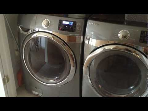 Samsung Front Loader Washer And Dryer Review Wf520abp