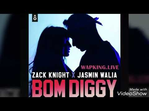 Download Zack Knight × Jasmin Walia | Bom Diggy | (Official Music Video) HD Video