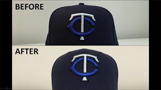 Shaping the Crown of your Baseball Cap