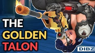 Overwatch: Making Widows With Golden Lacroix!