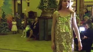Diamond Kids models defile in METROPOL hotel