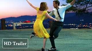 La La Land Official Trailer  Golden Globes 7 Wins