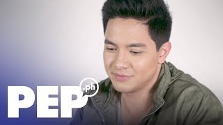 Alden Richards On How He Gave Way For A Friend's Happiness | PEP Challenge