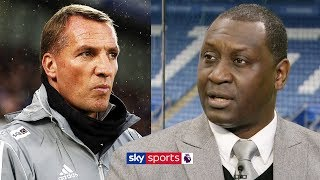 Would Brendan Rodgers be tempted to leave Leicester for Arsenal? | Super Sunday
