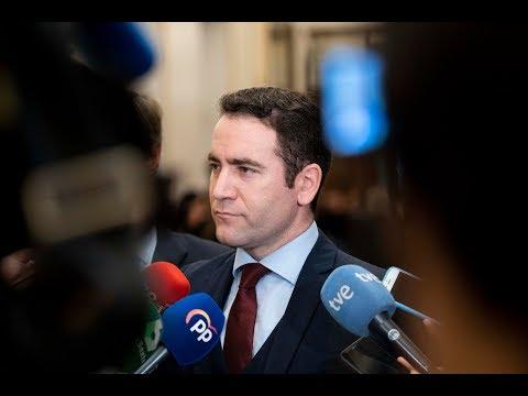Teodoro García Egea participa en las Jornada de Puertas Abiertas del Congreso