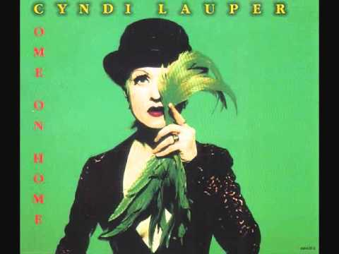 "Cyndi Lauper - ""Come on Home (Junior's Soundfactory Single Version)"""