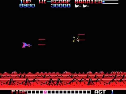 Gulkave Japan MSX Gameplay video Snapshot