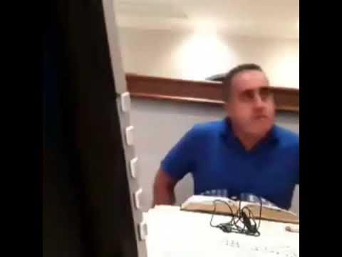 VIDEO   Pastor evangélico golpeó a su mujer mientras era grabado