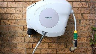 How to install a HOSE REEL