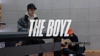 THE BOYZ(더보이즈) JACOB&KEVIN 'lullaby' PRACTICE VIDEO (원곡:Lukas Graham)