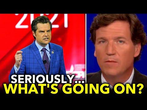 Florida Man Implicates Tucker Carlson in Explosive Scandal That Keeps Getting Weirder