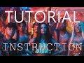 JAX JONES - 'Instruction' ft. Demi Lovato, Stefflon Don TUTORIAL CHOREOGRAPHY | XtianKnowles