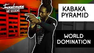 Kabaka Pyramid | World Domination | Jussbuss Mic Sessions | Season 1 | Episode 2