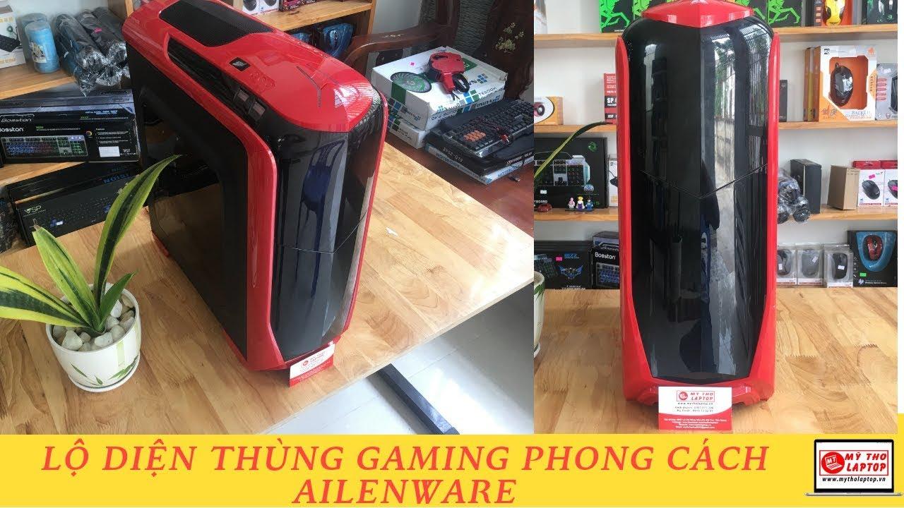 Lộ diện thùng CPU Gaming phong cách AILENWARE