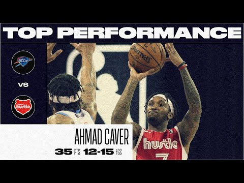 Ahmad Caver Named Ridiculous Upside's 2021 G League Most Improved Player of the Year