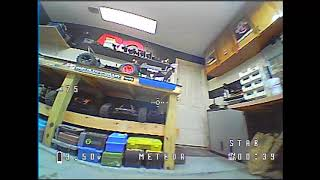 #FPV Practice Practice Practice! Episode 3! #Betafpv #Meteor65 Drone Flying in my Garage!