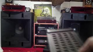 JBL D130Fulrange, 2402Tweeter, 4560Enclosure ,CLASSIC PRO ED3402Driver Vinyl