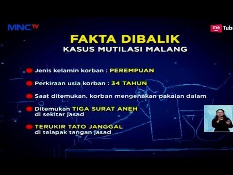5 Fakta Dibalik Kasus Mutilasi di Malang, Ada 3 Surat Aneh - LIS 15/05
