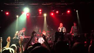 Everything Everything - Zero Pharaoh (Kyiv, 13.12.2015, Sentrum, HD)