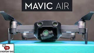 The BEST 4K Camera Drone?!  The DJI Mavic Air Fly More Combo Review!