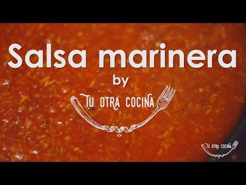 Cómo hacer Salsa Marinera - Receta fácil con Tu Otra Cocina