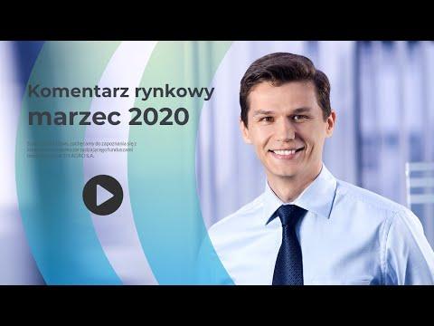 Komentarz rynkowy - Marzec 2020