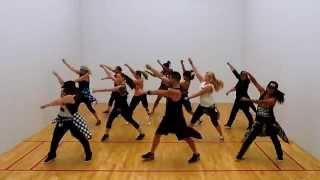 "Dance Craze: 2NE1 ""Im Busy"" choreography by Cesar"