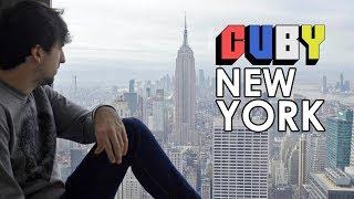 ¡CUBY se va de COMPRAS por NUEVA YORK! | VLOG + Unboxing #300