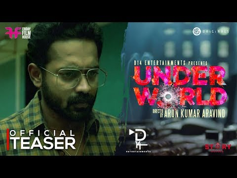 Under World Official Teaser - Asif Ali