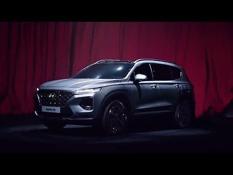 2019 Hyundai Santa Fe Trailer