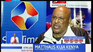 Aliyekuwa nahodha wa Ujerumani Lothar Matthaus azuru Kenya
